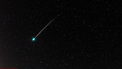 Tips for Photographing a Meteor Shower