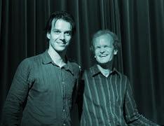 Jesse van Ruller & Bert van den Brink (foto: Cees van de Ven)