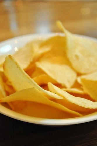 wasabi chips