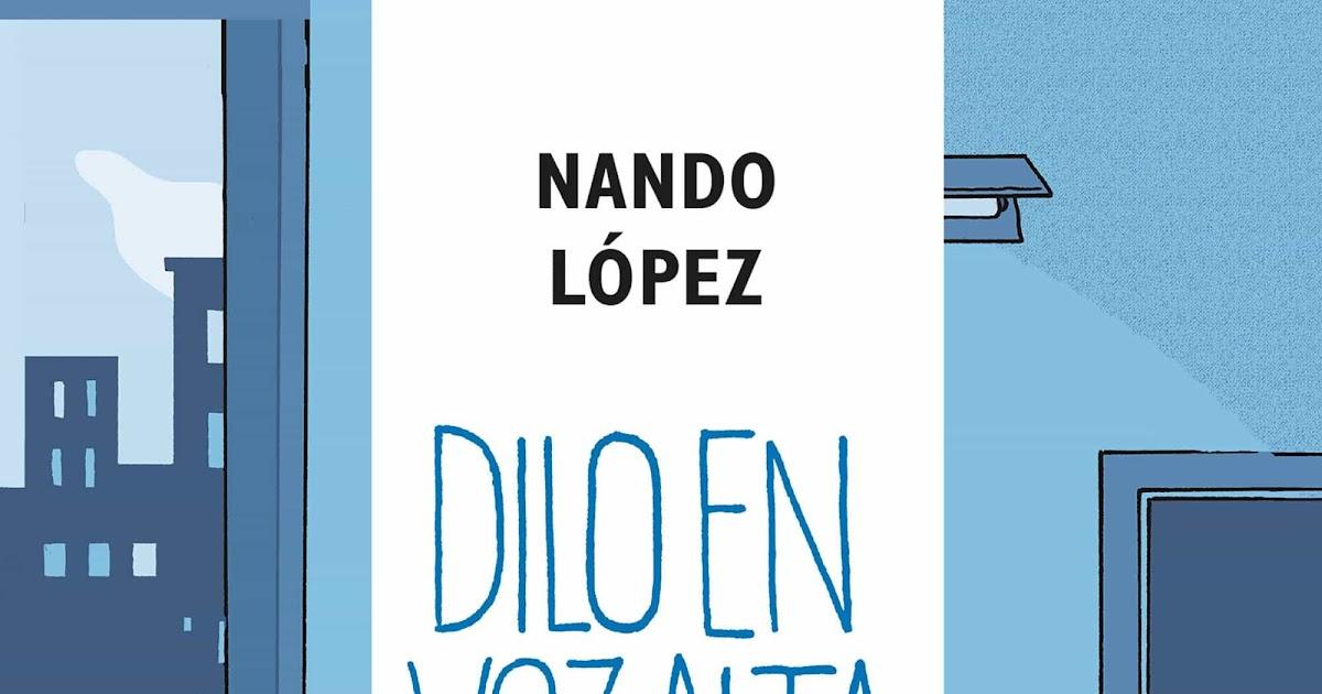 Libro: Dilo en voz alta y nos reímos todos, de Fernando J