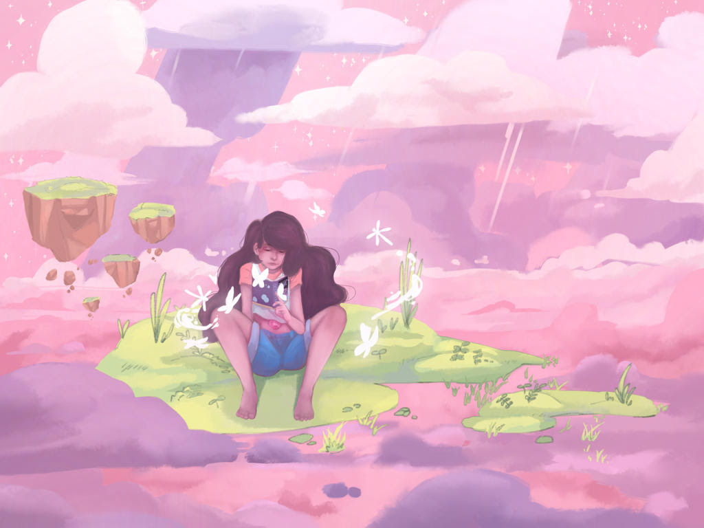 a piece I did for Cartoon Universe, thanks so much to them for the opportunity. video here
