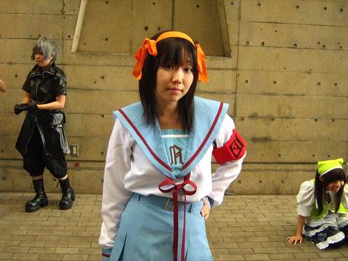 Haruhi Suzumiya 2