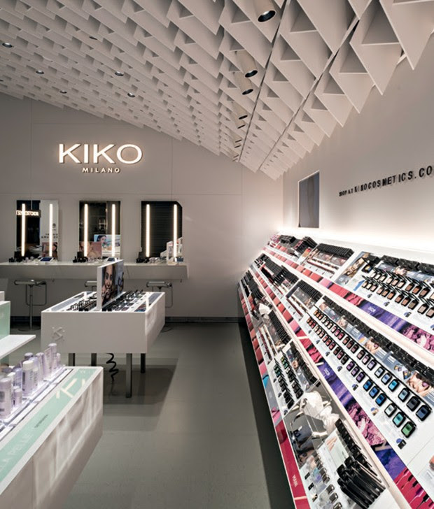 Espaço conceito: A primeira loja da Kiko em SP é moderna e tecnológica (Foto: Giampaolo Sgura/Arquivo Vogue, Condé Nast Digital Archive e Divulgação)