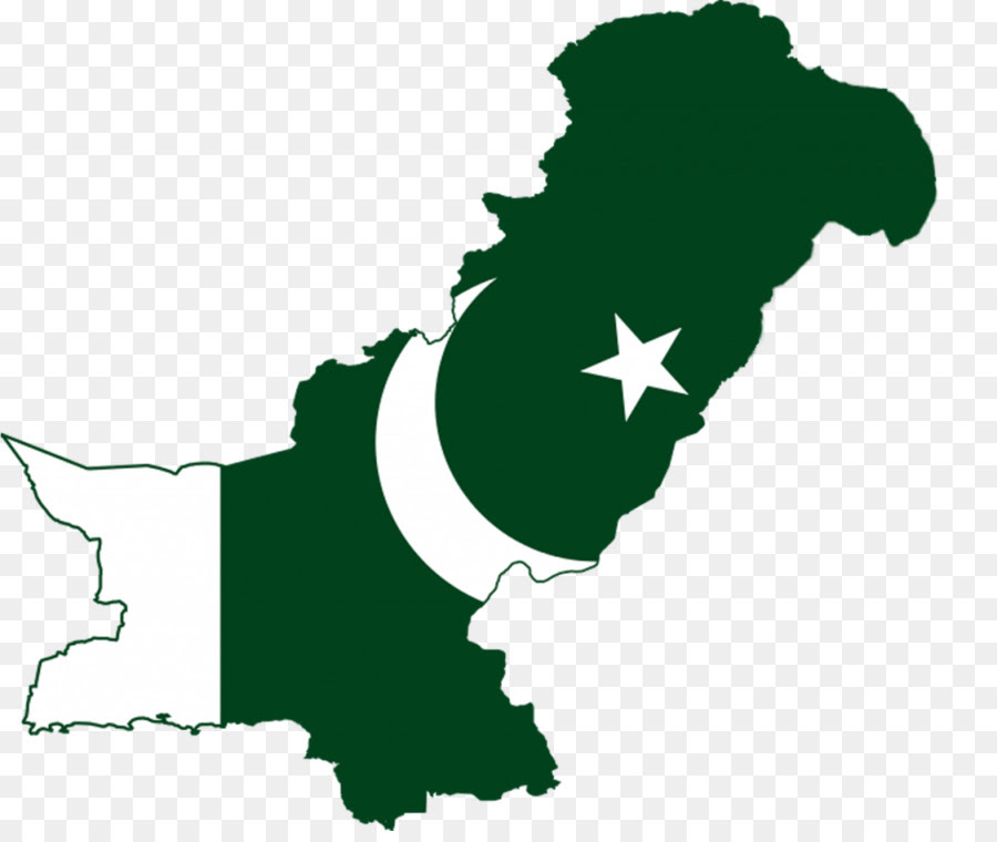 Flag Of Pakistan World Map 14 August Independence Day