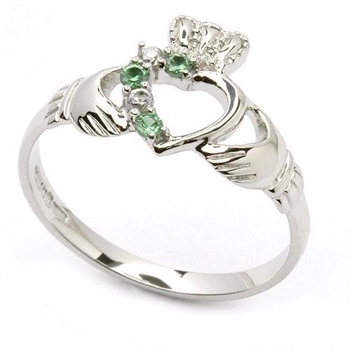 Claddagh Irish Ring For Sale Silver Claddagh Ring Ls