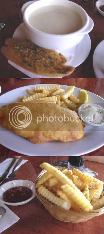 SOHO fish n chip