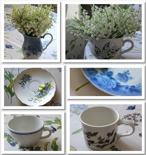 sinivalkoiset astiat 2 by Anna Amnell
