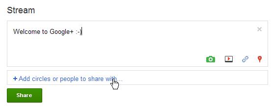 第一步: 在消息框中随便输入一段文字
