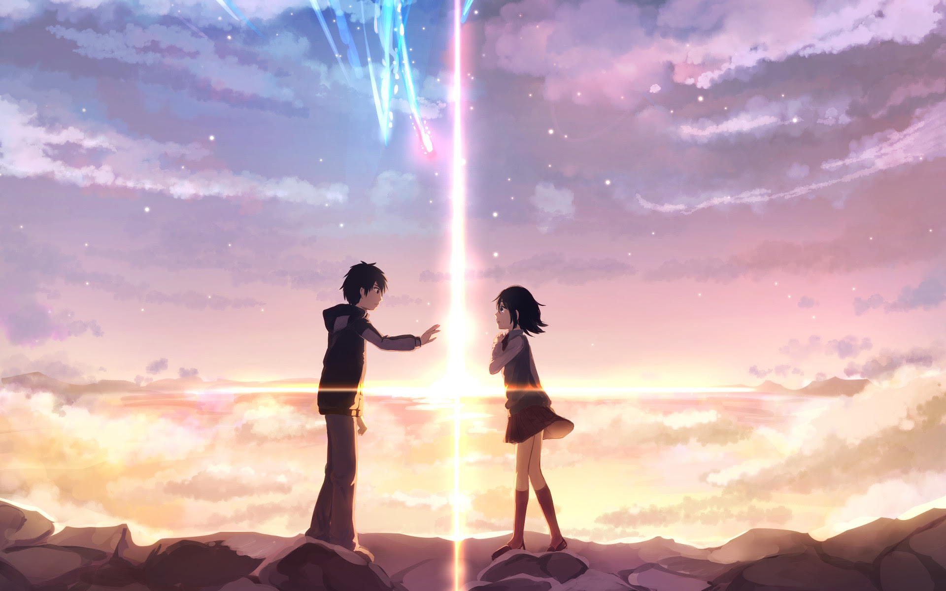 29 Android Anime Wallpaper Your Name