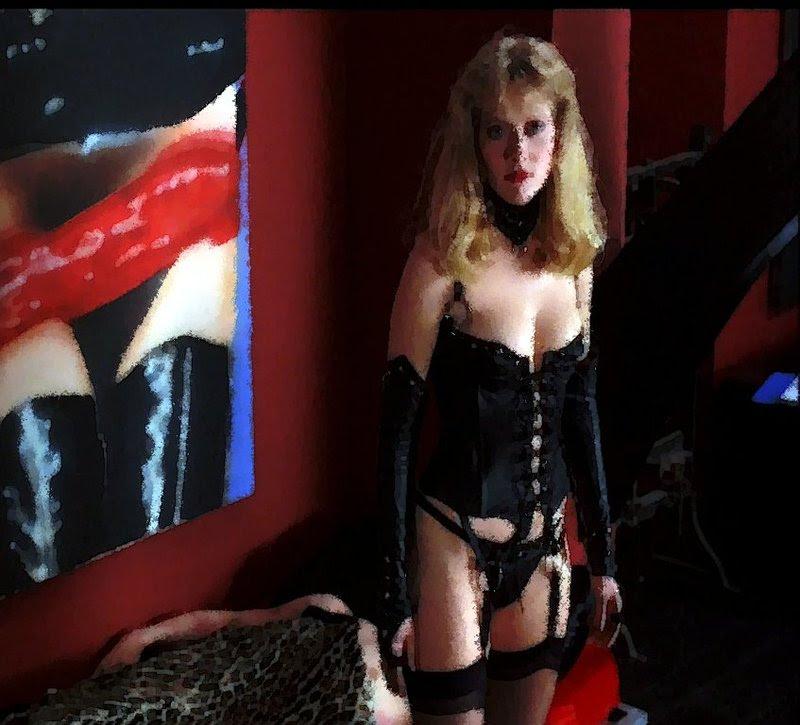 Barbara Crampton Donald From Beyond Bondage