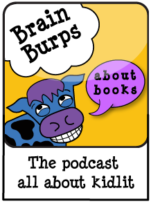 Brain Burps About Books button