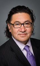 Photo - Romeo Saganash - Click to open the Member of Parliament profile