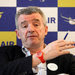 Michael O'Leary, the chief executive of Ryanair. A drop in annual profits would be the first for the airline.