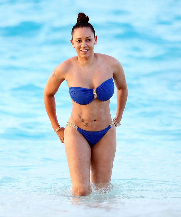 Mel B (Foto: Grosby Group)