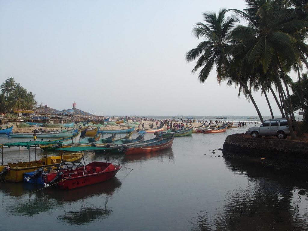 Baga Beach - Goa - India