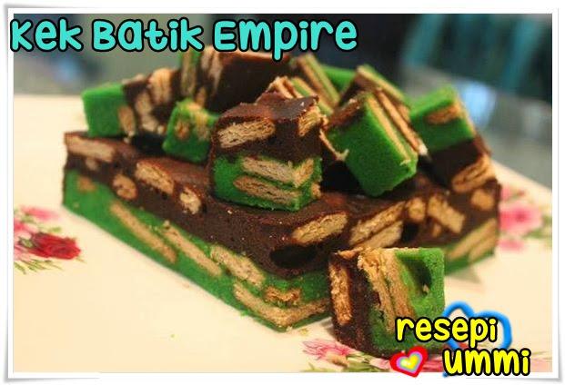 Resepi Kek Batik Nestum - 7 Descargar