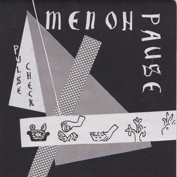 Men Oh Pause - Pulse Check EP cover art