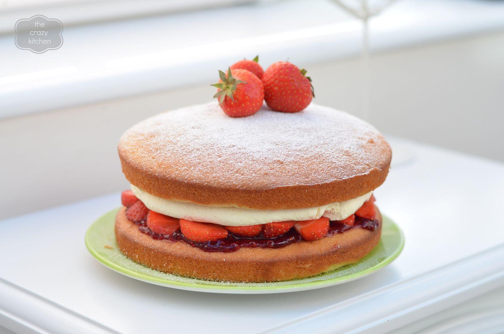 Rum Sponge Cake Recipe Uk