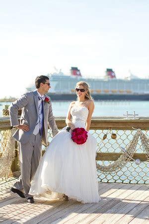 Jillian and Michael's Disney DREAM Wedding   DCL