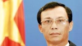Phát ngôn viên Lương Thanh Nghị
