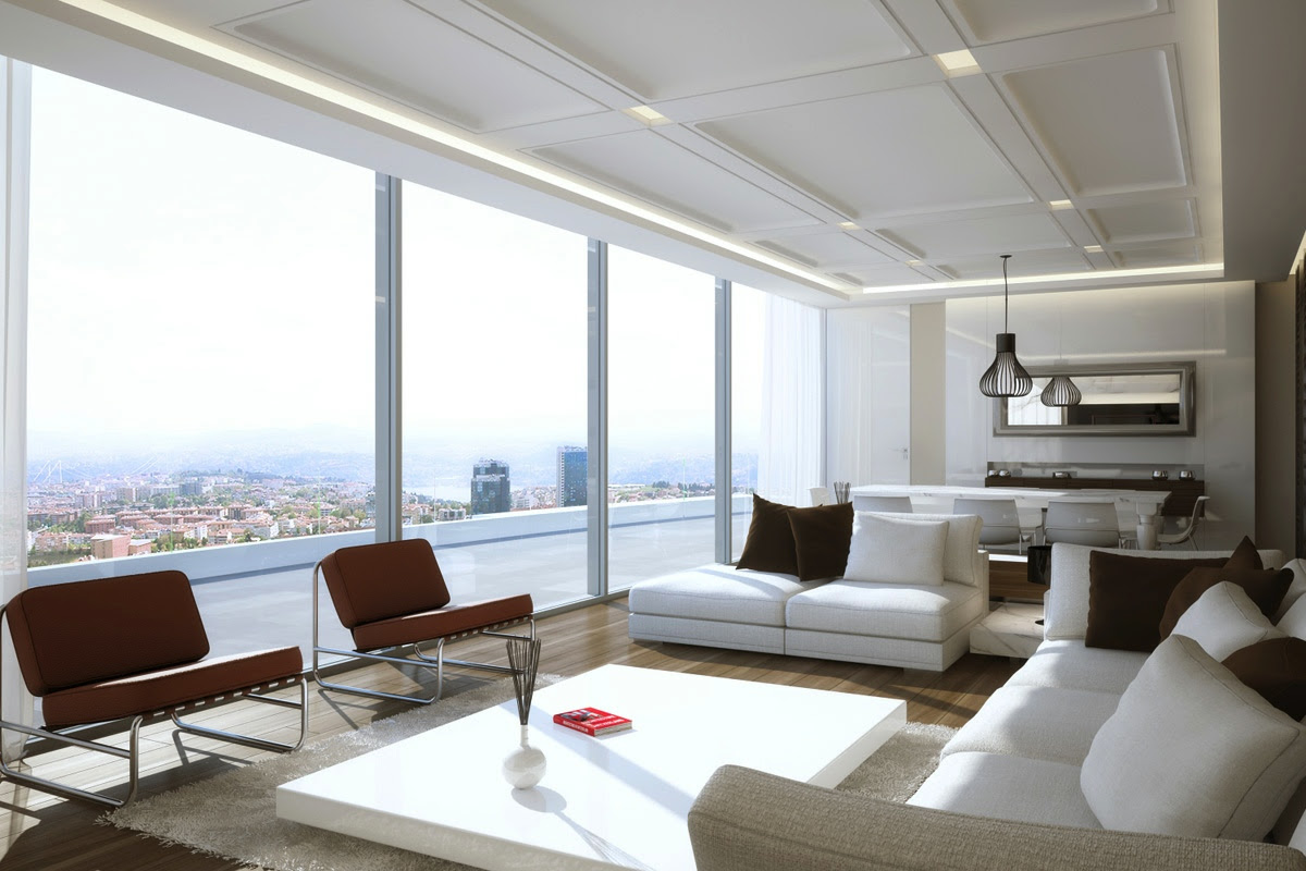Living Room Designs: Beautiful Living Rooms Living Room With View ...