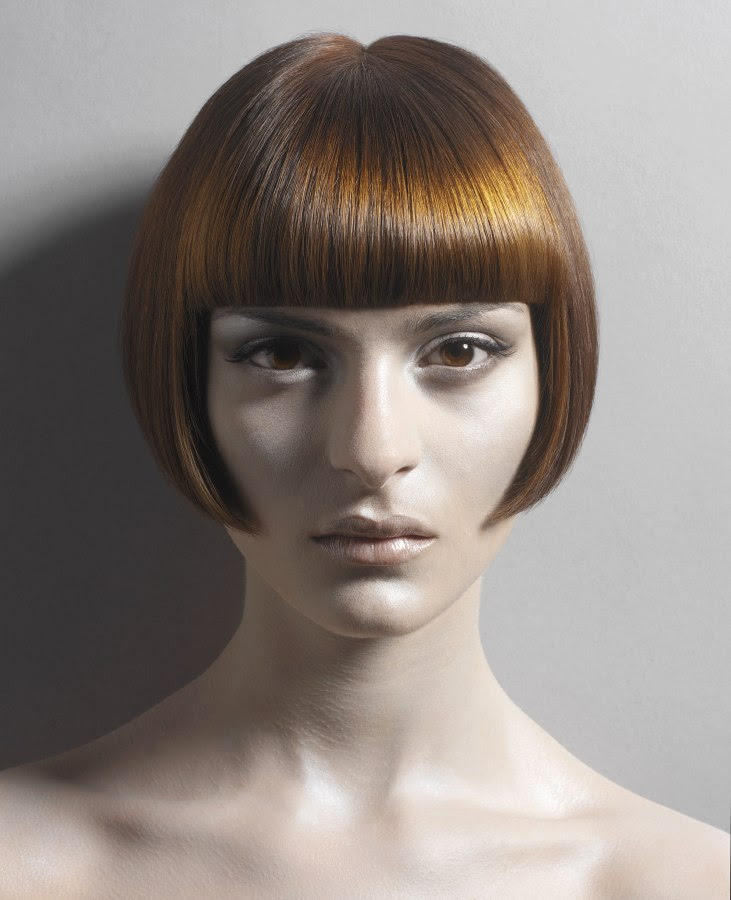 Hairstyle For High Cheek Bone Face