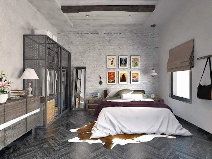 Desain Kamar Tidur Minimalis Di Kampung