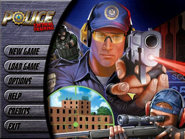 Games Police Tactical Training Game Games download