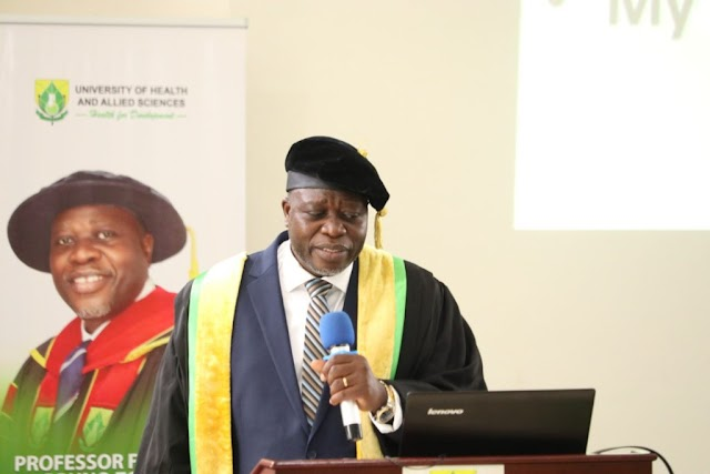 Africa's indigenous foods neglected; replaced by foreign diets – Prof Francis Zotor