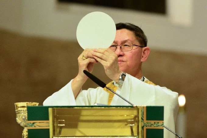 Pope Francis appoints Filipino Cardinal Chito Tagle to another Vatican post