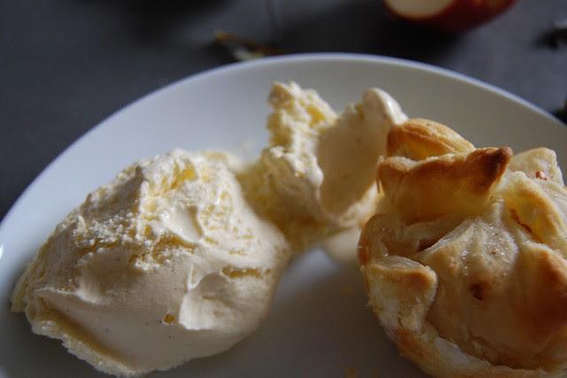 Apfelstrudelmuffins