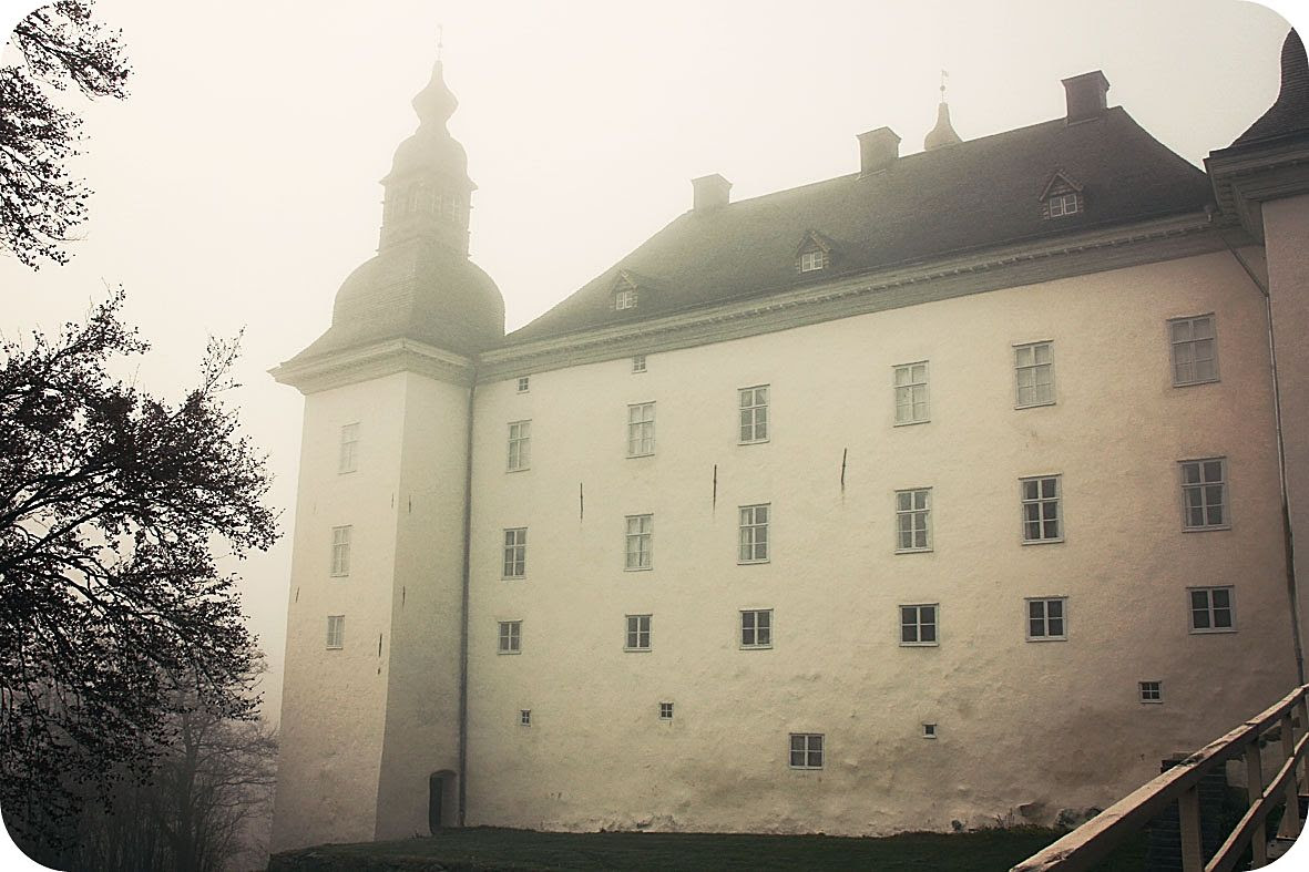 12.2, There´s a bunch of old castles in my parts of Sweden - I love them all!