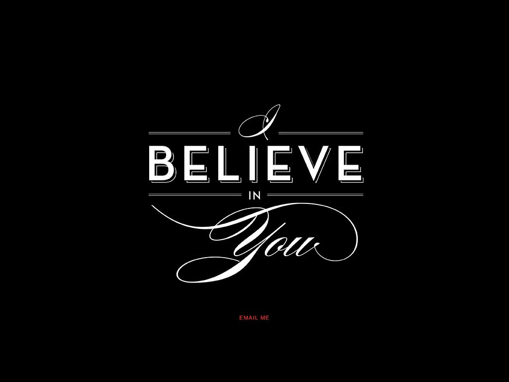 I Believe In You Quote Quote Number 678591 Picture Quotes