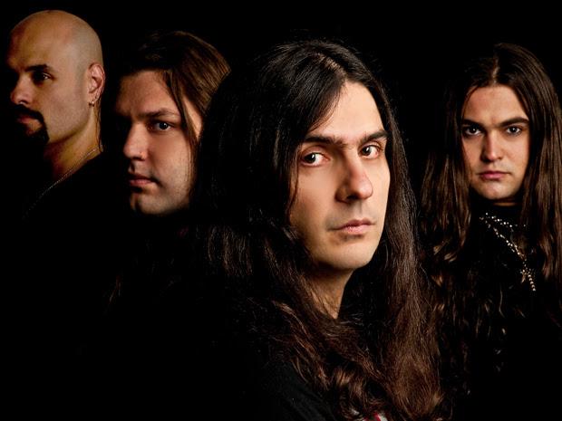 Os integrantes da banda paulistana Shaman (Foto: Divulgação)