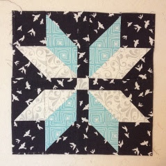 Little Snowflake Block