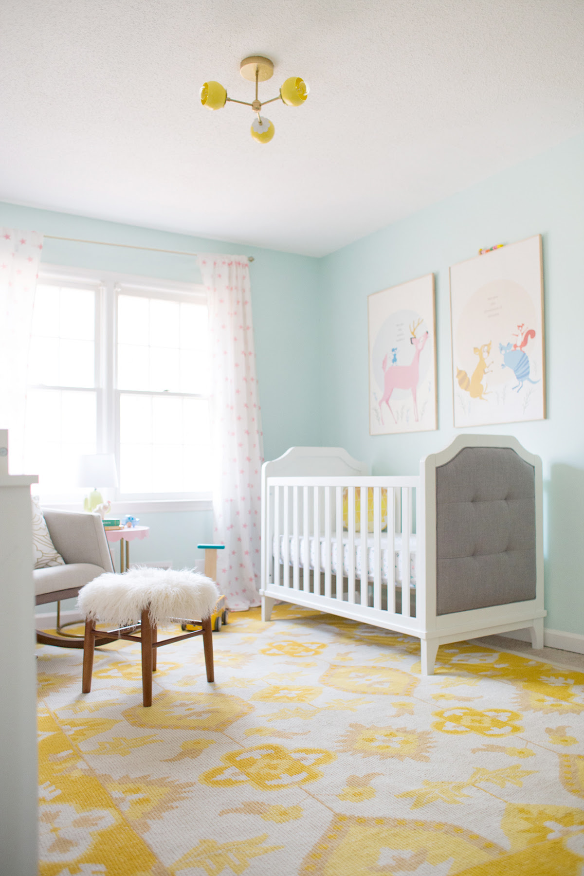 my favorite paint colors for kids' rooms and baby rooms ...