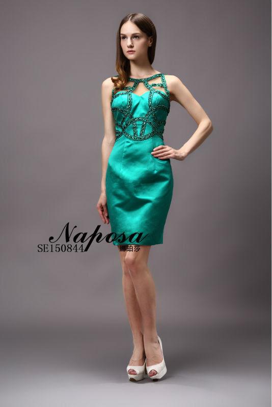 Short dresses for evening wear