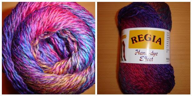 Regia Hand-dye effect