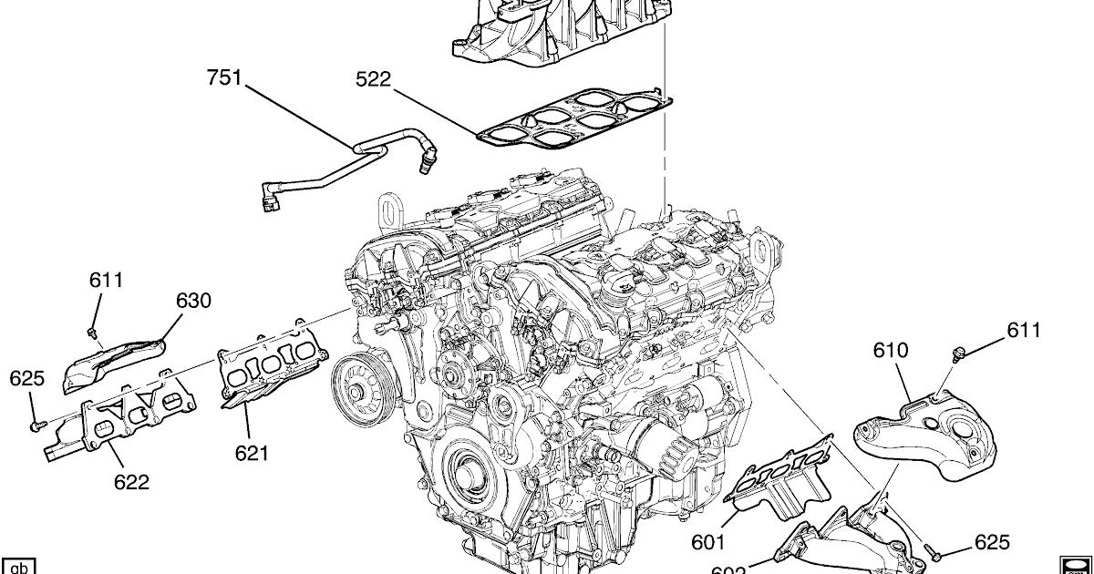 Buick Enclave 3 6 Engine Diagram