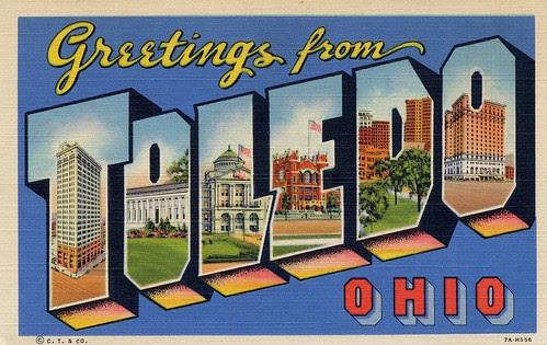 OH Toledo - Postcard 3