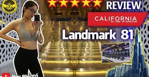 Review Phòng Tập Gym 5 Sao Dát Vàng Ở Landmark 81 | Hãy Như Tố