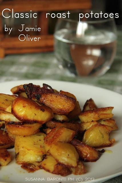 classic roast potatoes