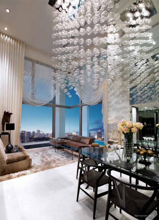 High Ceiling Decorating Ideas ~ Home Design
