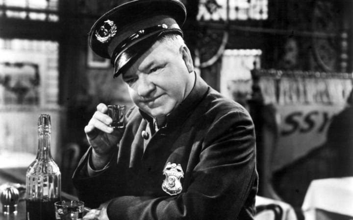 WC Fields in The Bank Dick