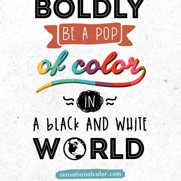 Quotes About Color Archives Sensational Color