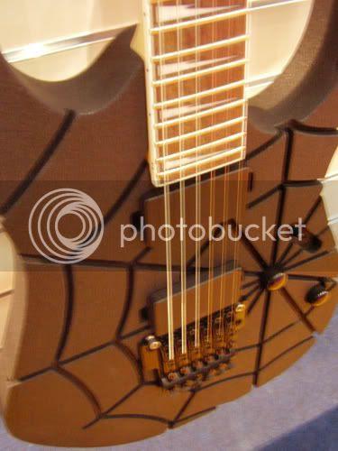 Ibanez web guitar