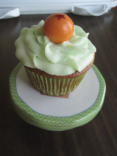 Dragonball Z Cupcakes