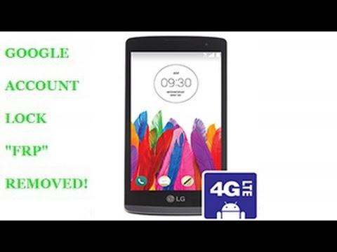 MetroPCS LG Leon - How to Bypass Google Account Verification