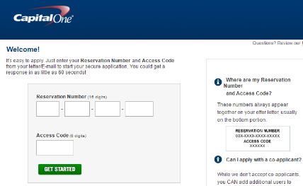 Getmyoffer Capitalone Com Reservation Number - change comin