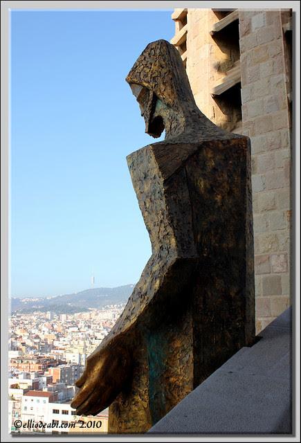 5 Detalle de la Sagrada Familia
